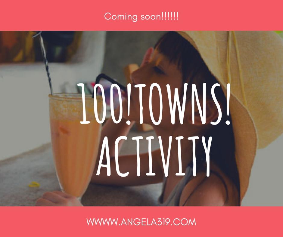 100!城鎮!活動