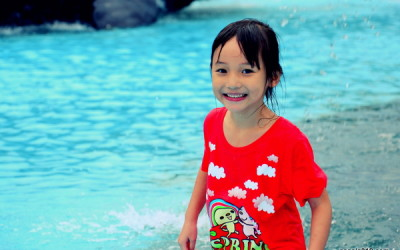 Angela319♥夜宿海生館初體驗♥沒想到企鵝比我萌