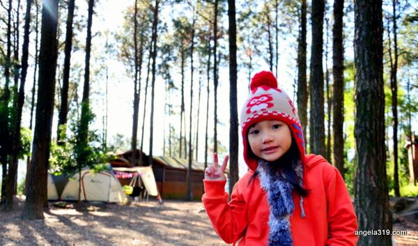 ♥瘋露營♥Angela的移動城堡:苗栗南庄 松濤意境