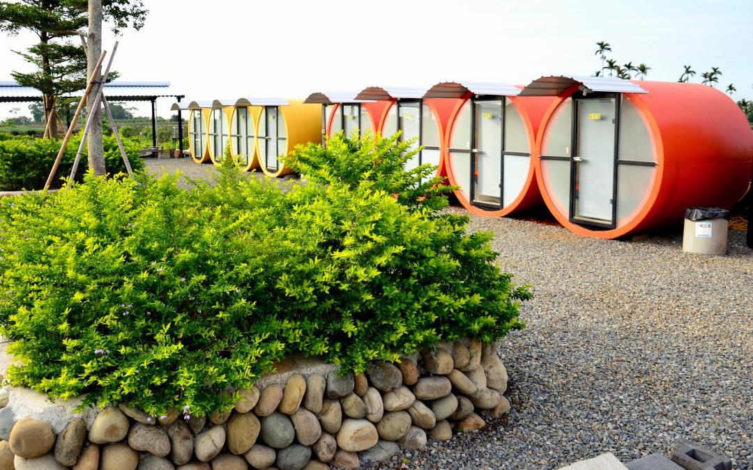 ♥瘋露營♥Angela的移動城堡:南投 名間 春秋茶事水管屋體驗