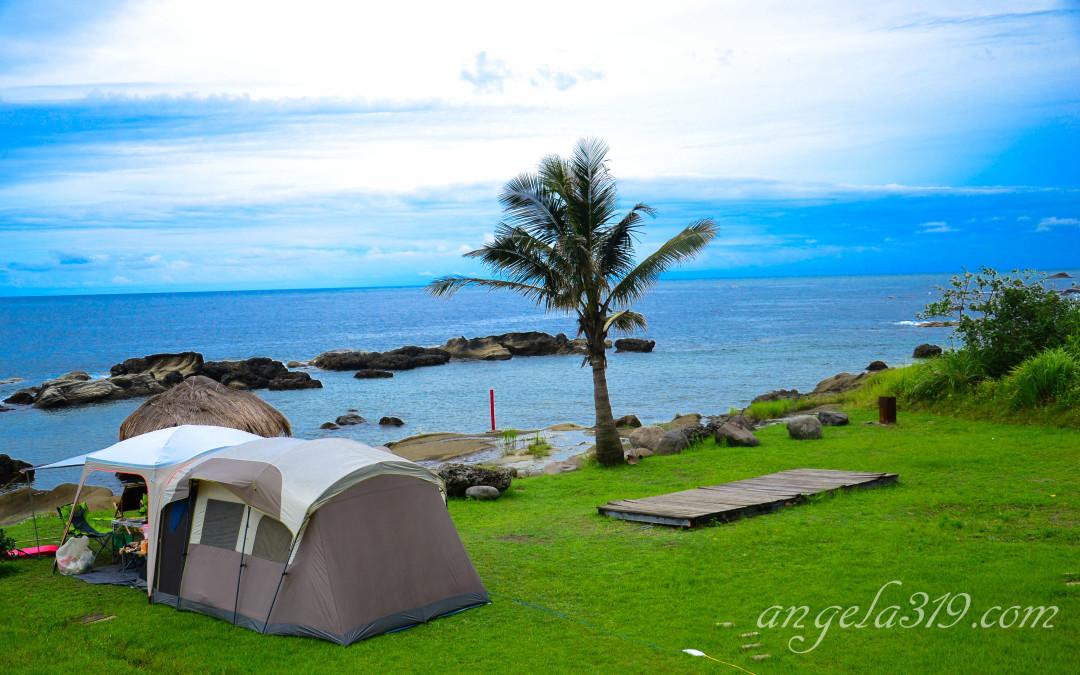 ♥瘋露營♥Angela的移動城堡:花蓮豐濱 項鍊海灣