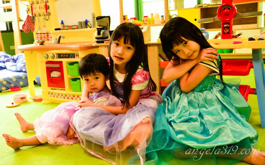 Angela319♥夜宿遊戲室體驗♥用洪荒之力也玩不完阿!