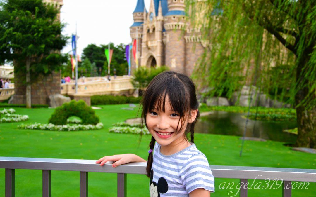 Angela319♥Taiwan國外親子遊第5個城市-東京  day2 東京迪士尼攻略