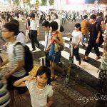 Angela319♥Taiwan國外親子遊第5個城市-東京  day3原宿、涉谷