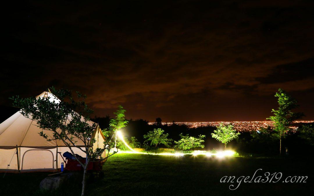 ♥瘋露營♥Angela的移動城堡:宜蘭 大同圓頂360
