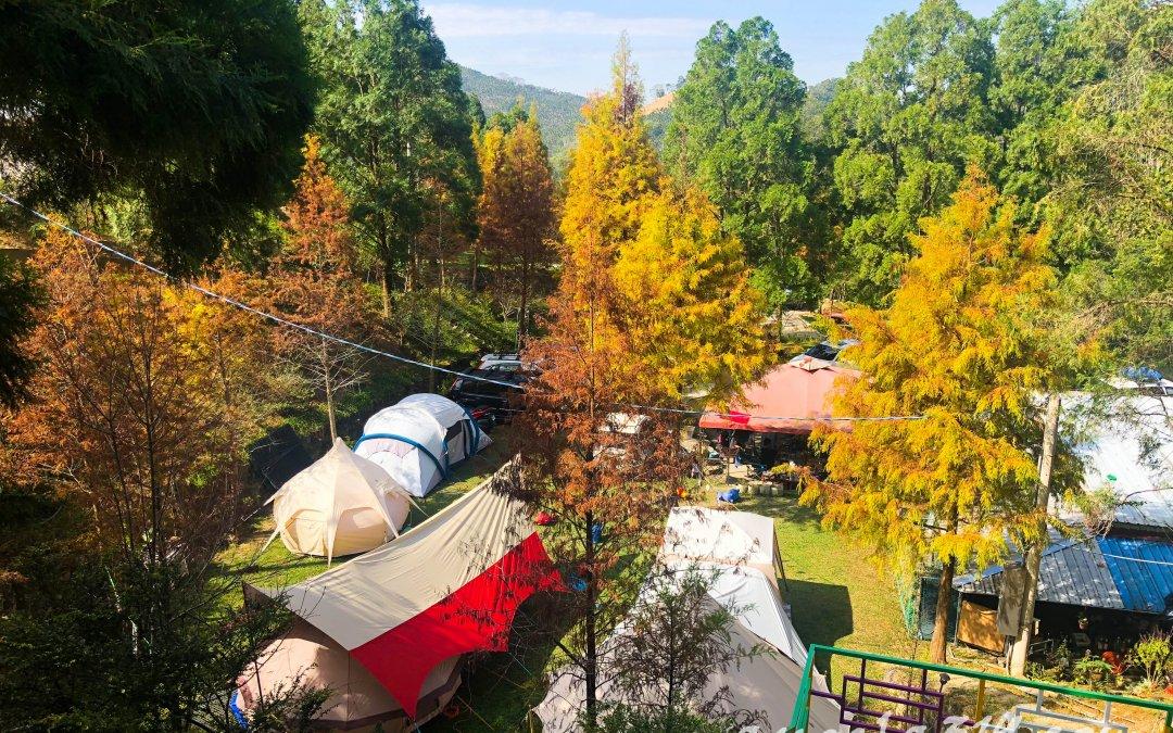 ♥瘋露營♥Angela的移動城堡:南投中寮 森呼吸